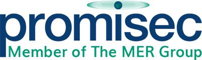 Logo promisec member of the MER Group